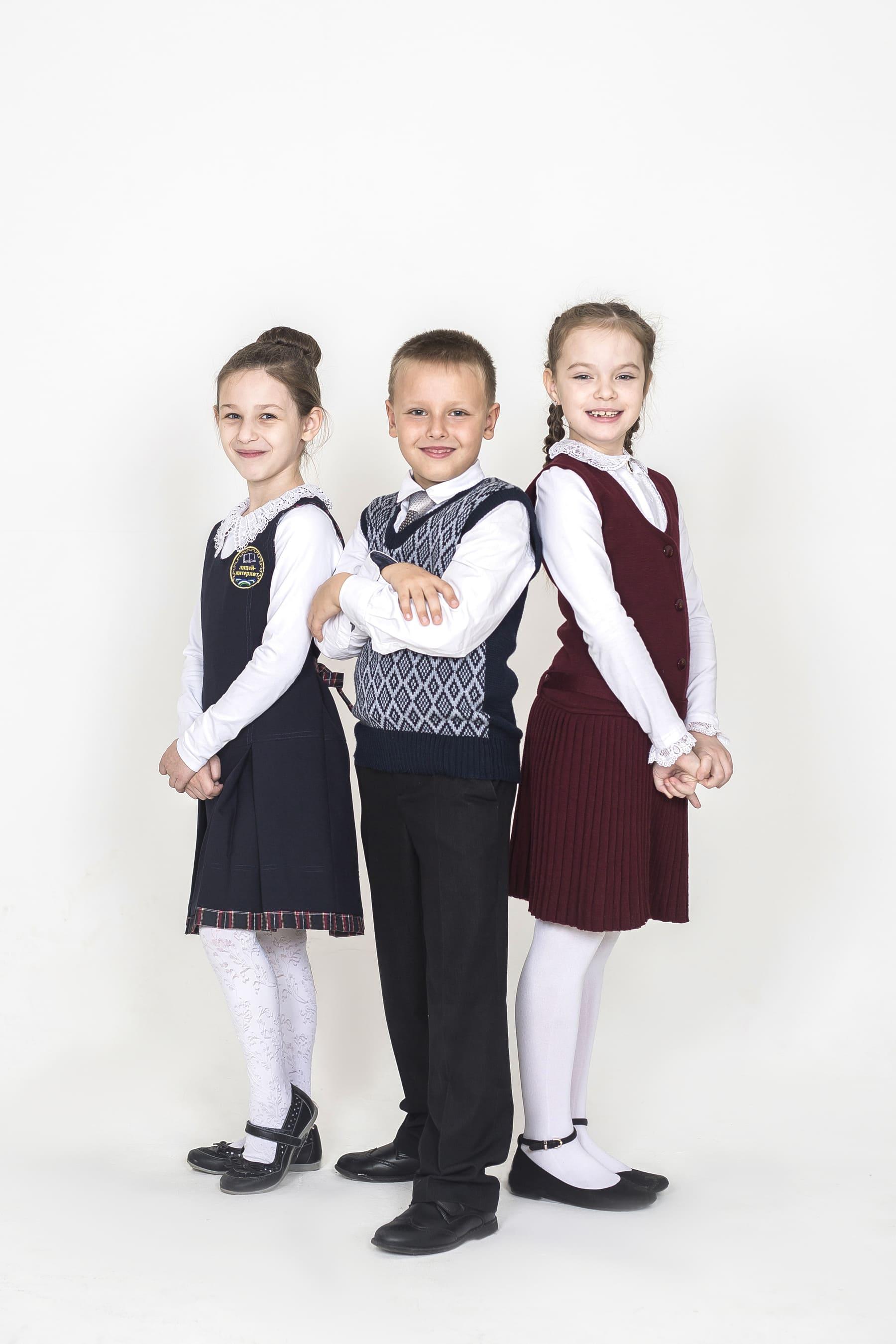 Зачем нужна школьная форма в Челябинской области и Башкирии
