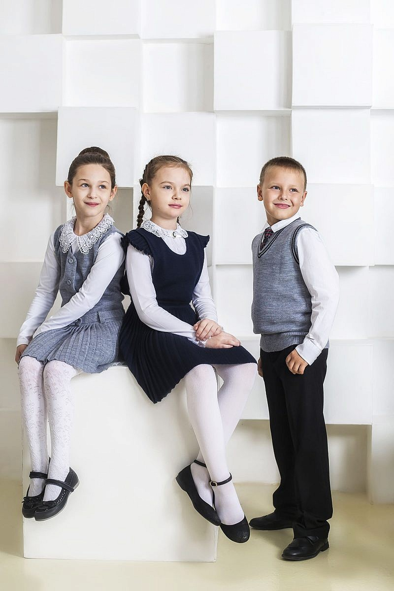 Трикотажный сарафан для девочки в Челябинске, Магнитогорске, Учалах, Уфе, Белорецке.