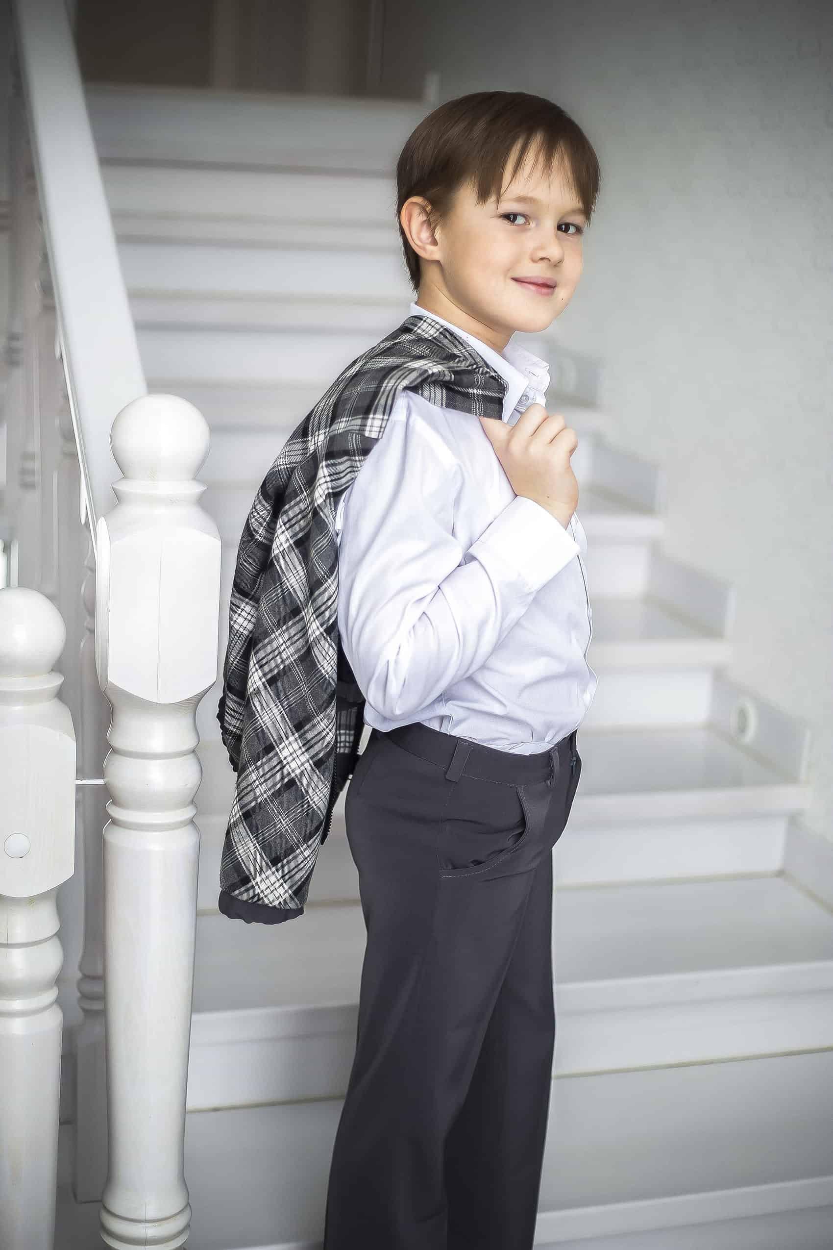 Тканевый костюм для мальчика в Челябинске, Магнитогорске, Учалах, Уфе, Белорецке